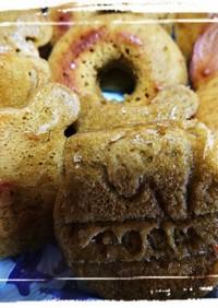 花粉症に、べにふうき茶焼きドーナツ