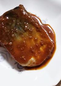 特製みそでサバの味噌煮 簡単にプロの味!