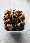打豆とひじき煮
