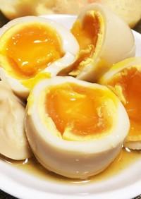 スピード半熟煮卵(味玉)♡