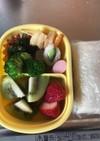 ♡ 4歳児 お弁当 幼稚園 卵サンド ♡