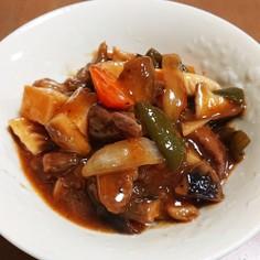 簡単!酢豚のタレ(大3,小1だけ)