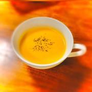 *カボチャのスープ*の写真