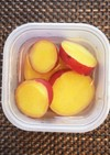 サツマイモの甘煮☆作りおきお弁当にも!
