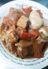 簡単♪豚バラブロックの煮物