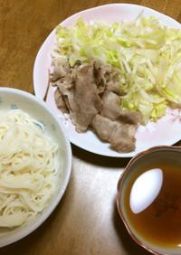 そうめん(鍋・茹で方・冷やし・温麺)