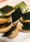 手抜き!韓国海苔と煮卵の絶品おつまみ