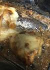 簡単サバ味噌チーズ焼き