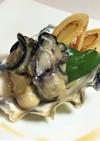 牡蠣とネギ焼き【クエだしの素】:よか魚