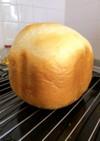 sirocaのHBで✩ふんわり甘い食パン