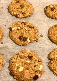 世界一簡単なグルテンフリークッキー