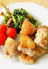 簡単!失敗なしの皮パリ鶏肉のグリル