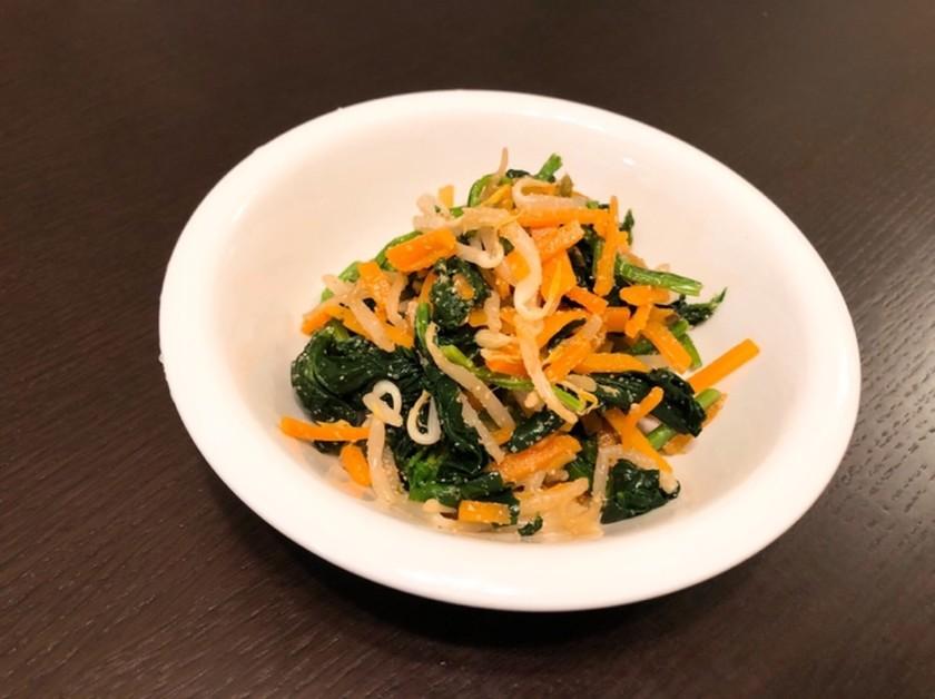 野菜のお浸し