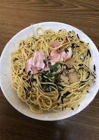 バター醤油☆和風パスタ