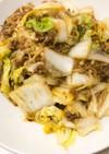 ご飯がすすむ!白菜と挽肉のガッツリ餡掛け