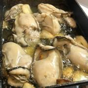 【簡単・時短・おつまみ】牡蠣のアヒージョの写真
