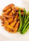 コラーゲン!簡単鷄手羽先の中華煮こみ