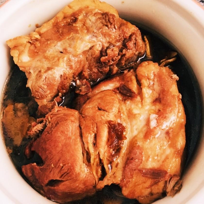 圧力鍋で煮豚★簡単チャーシュー