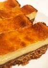 *チーズケーキスティック*。