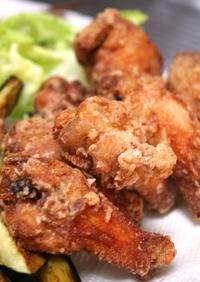 肉汁じゅわっ( *´艸`)♫鶏の唐揚げ