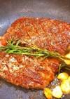 安いステーキ肉を簡単に美味しく焼く焼き方