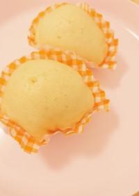米糀甘酒のふわふわ蒸しパン