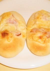 米粉入り もちもちチーズパン