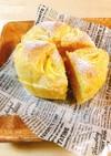 ホットケーキミックス★簡単レモンケーキ
