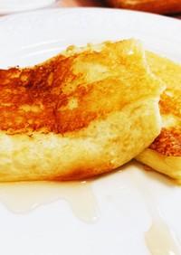 フレンチトースト(冷凍して作り置きOK)