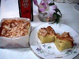 .・.☆オーブンシートの折り紙型で生クリームケーキ.・.☆