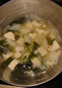 休校レシピ10 満腹になれるスープ