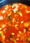 【高血圧予防】トマト缶を使ったスープ