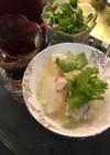 豚バラ大根スープ〜四川風ダレ