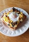 しらす コーン チーズ 海苔 玉子パン