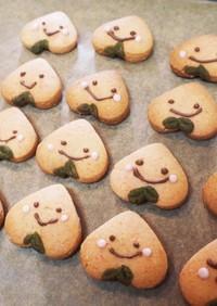 アピーチ 型抜きクッキー(apeach)
