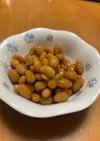 煮豆(甘辛)