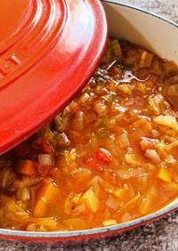 困った時の脂肪燃焼スープ 圧力鍋
