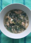【使いきり】海苔と卵スープ