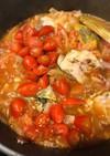 血液サラサラ サバ缶のトマト煮込み 簡単