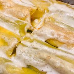 クルミとリコッタチーズのソース