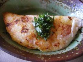 長芋のオムレツ