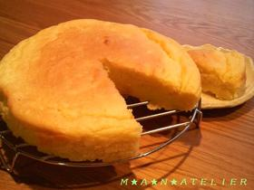 カルトフェルトルテ(じゃがいものケーキ)
