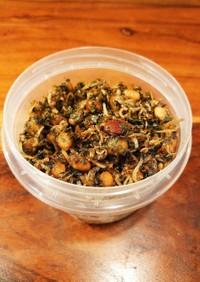 豆とちりめん山椒の佃煮