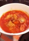 超簡単トマトスープ トマト缶消費