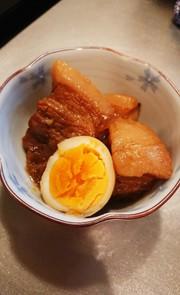 炊飯器でトロトロ豚角煮の写真