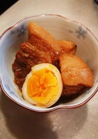 炊飯器でトロトロ豚角煮