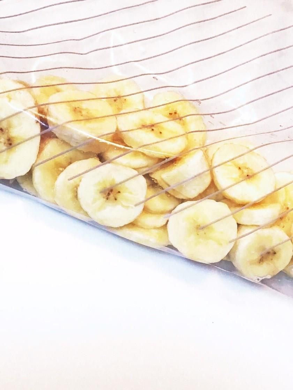 飾り付けにも便利!美味い長持ち冷凍バナナ