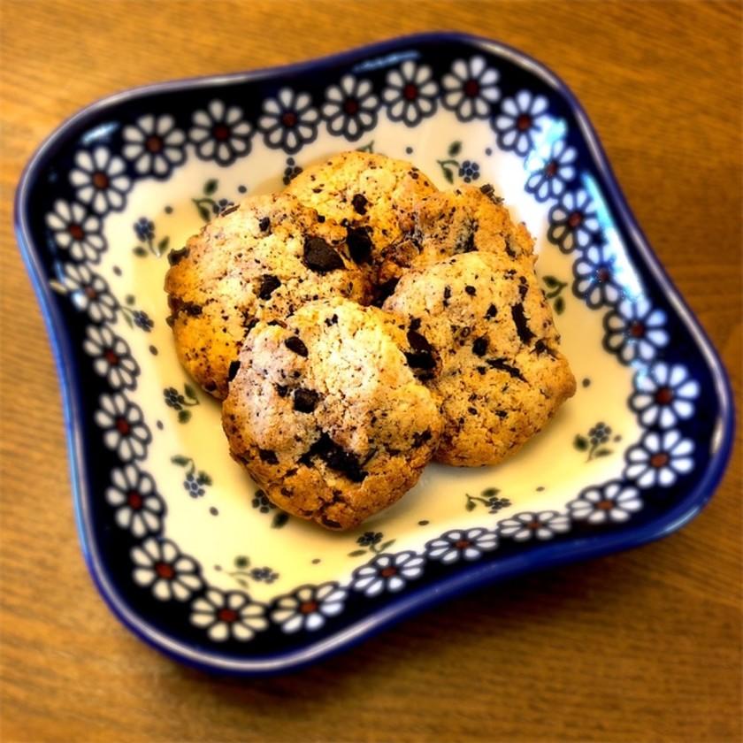 簡単ホットケーキミックスでおからクッキー