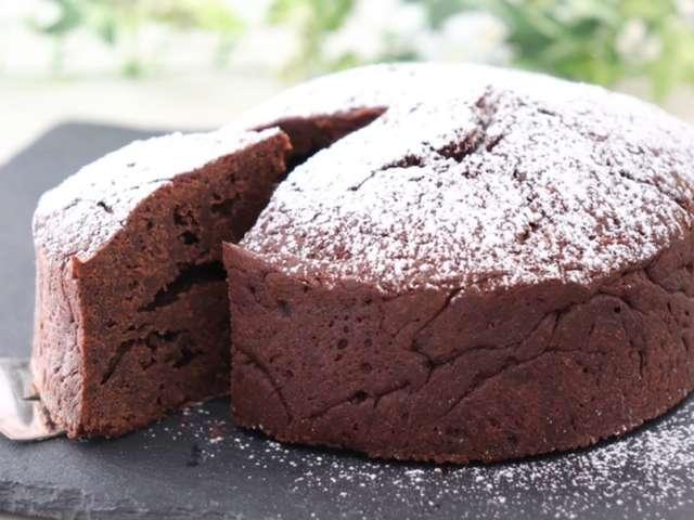 チョコレートケーキ 簡単