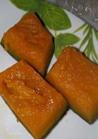 レンチン5分!かぼちゃの煮物